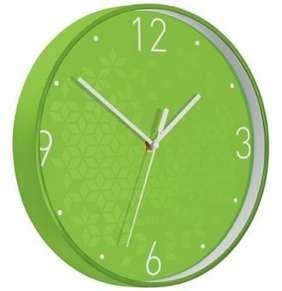 Nástěnné hodiny WOW zelená