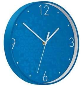 Nástěnné hodiny WOW modrá