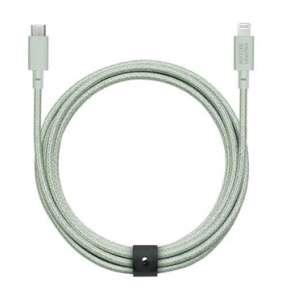 Native Union kábel Belt Cable USB-C to Lightning 3m - Sage