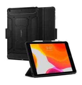 "Spigen puzdro Rugged Armor Pro Case pre iPad 10.2"" 2019/2020 – Black"
