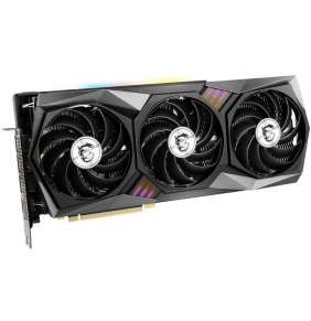 MSI GeForce RTX 3060 Ti GAMING Z TRIO 8G LHR / 8GB GDDR6 / PCI-E / 3x DP / HDMI