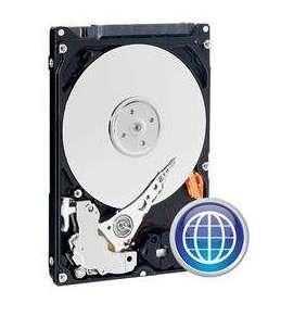 """WD Blue™ 2,5"""" HDD 500GB 5400RPM 16MB SATA 6Gb/s"""