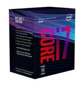 Intel® Core™i7-8700 processor, 3,20GHz,12MB,LGA1151 BOX, HD Graphics 630