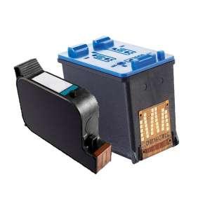 Armor ink-jet pro HP DJ T1100 černý mat, 130ml, kom.s C9403A