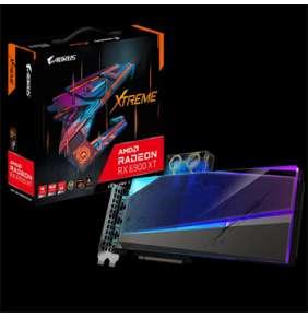 Gigabyte Radeon™ RX 6900 XT Extreme WaterForce, 16GB GDDR6, 256 bit, 2xDP 1xHDMI, 1xUSB-C, WB