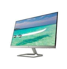 """HP LCD 27f 27""""/1920x1080 IPS FHD AG/16:9/1000:1/300cd/7ms/1xVGA/2xHDMI/Silver-black"""