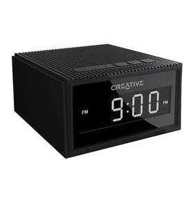 CREATIVE repro CHRONO s FM radiobudíkem (bluetooth, přenosné, odolné proti postříkání, jack, USB)