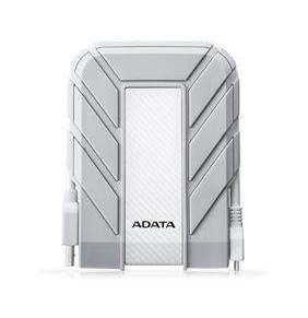"ADATA Externí HDD 2TB 2,5"" USB 3.1 DashDrive™ Durable HD710A Pro, bílý (gumový, vodě/nárazu odolný), for MAC"
