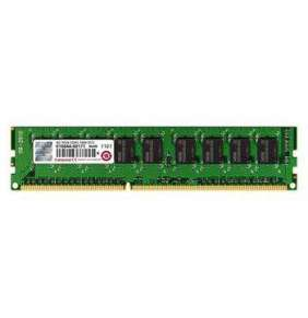 Transcend paměť 4GB DDR3 1600 ECC-DIMM 1Rx8