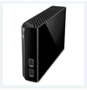 """Seagate Backup Plus Hub, 8TB externí HDD, 3.5"""", USB 3.0, černý"""