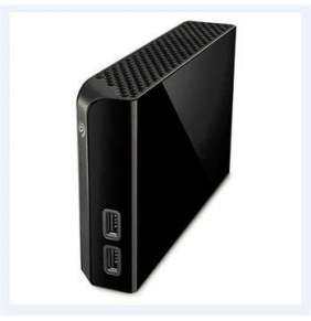 Seagate Backup Plus Hub - externý HDD 3.5'' 8TB, USB 3.0, čierny