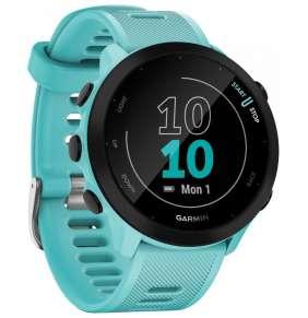 GARMIN běžecké GPS hodinky Forerunner 55 Blue