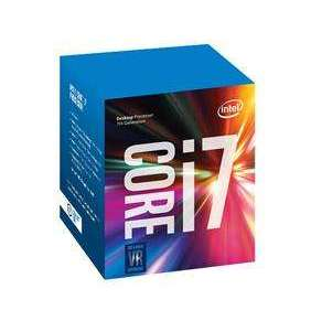 Intel® Core™i7-7700 processor, 3,60GHz,8MB,FCLGA1151 BOX, HD Graphics 630