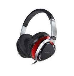 Creative Aurvana Live! 2, audiofilské slúchadlá na uši, 3.5mm jack, červené