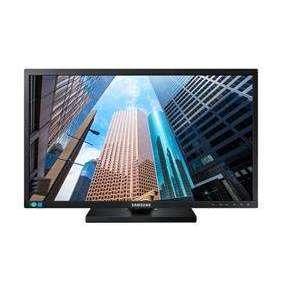 """24"""" LED Samsung S24E65UXWG - Full HD,DVI,DP,pivot"""