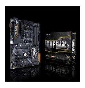 ASUS TUF B450-PRO GAMING soc.AM4 B450 DDR4 ATX M.2 USB-C DVI HDMI