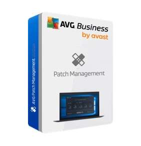 Renew AVG Business Patch Management 1-4Lic 3Y GOV