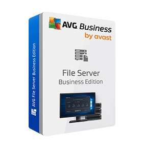 AVG File Server Business 1-4L 1Y Not Prof.