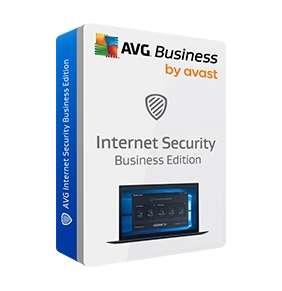 Renew AVG Internet Security Business 500-999Lic 3Y Not profit