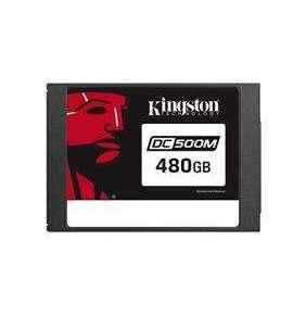 """Kingston 480GB SSD DC500M Series SATA3, 2.5"""" (7 mm) ( r555 MB/s, w520 MB/s )"""
