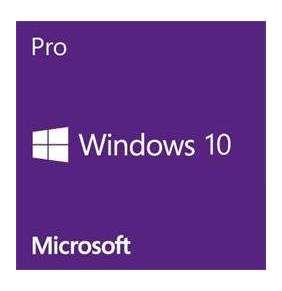 OEM GGK Windows 10 Pro 64-Bit English 1PACK DVD