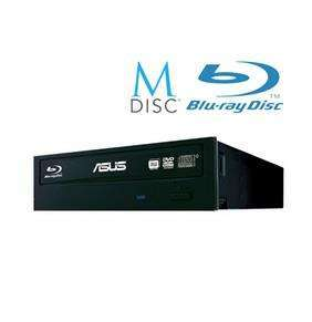 ASUS BLU-RAY Writer BW-16D1HT/BLK/B, black, SATA, retail