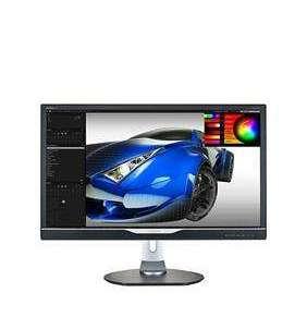 """Philips MT LED 28"""" 288P6LJEB/00 - 3840x2160, 50M:1, 5ms, 300cd/m, D-Sub, DVI-D, HDMI, MHL, DP, USB, repro, pivot"""