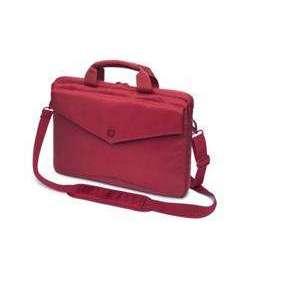 DICOTA brašna na notebook Code Slim Case 15 / červená