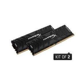 32GB DDR4-2666MHz CL13 Kingston XMP HyperX Predator, 2x16GB