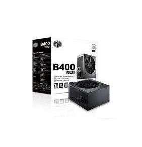 CoolerMaster B ver.2 Series 400W, APFC, 12cm fan, 85 Plus čierny, bez nap. kábla