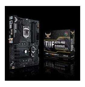 ASUS TUF H370-PRO GAMING(WI-FI) soc.1151 H370 DDR4 ATX USB3.1 M.2 D-SUB HDMI DP