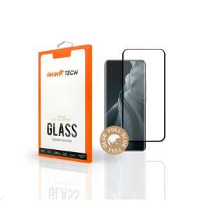 RhinoTech Tvrzené ochranné 2.5D sklo pro Xiaomi Mi 11i / Mi 11 X / Mi 11 X Pro (Full Glue)
