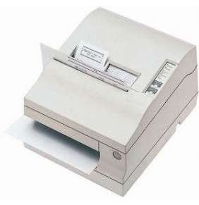 Epson TM-U 950 II, LPT, cutter, white