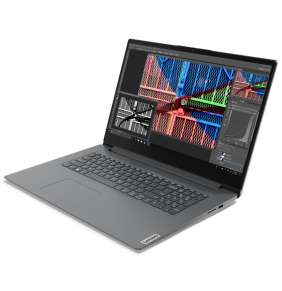 """Lenovo V17 G2 ITL/i5-1135G7/8 GB/512GB SSD/ Intel Iris Xe/17,3"""" FHD/matný/W10P/šedý"""