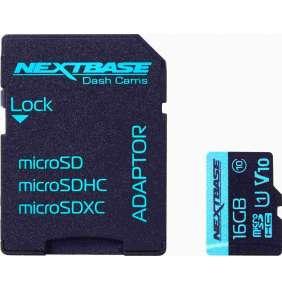 Nextbase - 16GB U1 Micro SD Card with Adapter