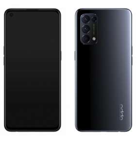 OPPO Reno5 Z 8GB+128GB 5G Fluid Black