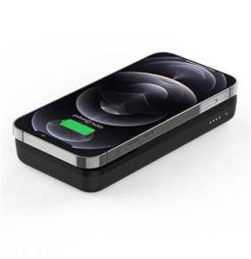 Belkin Boost Charge Magnetic Portable Wireless Charger 10K - Black