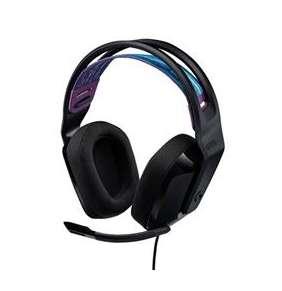 Logitech® G335 Wired Gaming Headset-BLACK-3.5 MM