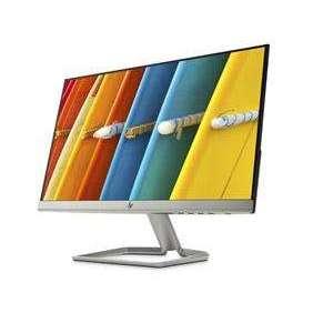 """HP 22f/ 22""""/ 1920x1080/ IPS LED/ 5ms/ 300cd/m2/ VGA/ 1000:1/ HDMI/ Matný/ Stříbrný"""