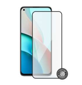 Screenshield XIAOMI 11 Lite 5G (full COVER black) Tempered Glass Protection