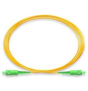 FO patchkabel simplex SC/APC- SC/APC 9/125 SM 7m, OS2