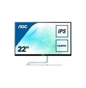 "AOC MT IPS LCD WLED 21,5"" I2281FWH - IPS panel, 50M:1, 1920x1080, D-Sub, HDMI"