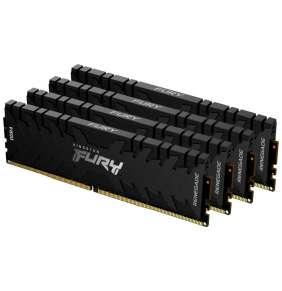 32GB DDR4-3000MHz CL15  Kingston FURY Renegade, 4x8GB
