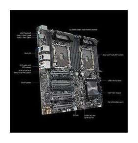 ASUS WS C621E SAGE  dual soc.3647 C621E DDR4 ATX 7xPCIe RAID 2xGL  USB3.0
