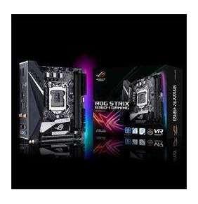 ASUS ROG STRIX B360-I GAMING soc.1151 B360 DDR4 mITX USB3.1 M.2 DP HDMI