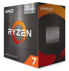 AMD Ryzen 7 5700G / Ryzen / LGA AM4 / max. 4,6GHz / 8C/16T / 20MB / 65W TDP / BOX s chlaičem Wraith Stealth