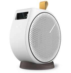 BENQ PRJ GV30 DLP, LED  720P, 300 ANSI lumen  100 000:1,USB,5W Chamber Speaker x 1  android TV