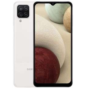 Samsung Galaxy A12 (A127), 64 GB, bílá