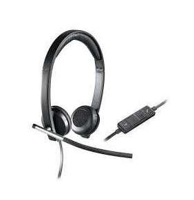 Logitech® H650e USB Headset Stereo