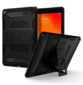 """Spigen kryt Tough Armor Tech pre iPad 10.2"""" 2019/2020 – Black"""